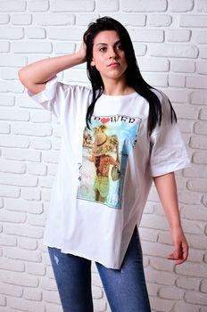 купить Женская футболка Simona ID 4058 в Кишинёве