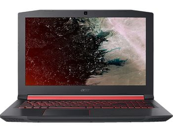 "ACER Nitro AN515-52 Shale Black (NH.Q3XEU.004) 15.6"" FullHD (Intel® Core™ i5-8300H 4xCore 2.3-4.0 GHz, 8GB (2x4) DDR4 RAM, 256GB PCIe NVMe SSD, GeForce® GTX 1060 6GB DDR5, w/o DVD, WiFi-AC/BT, 4cell, 720P HD Webcam, RUS, Backlit KB, Linux, 2.7kg)"