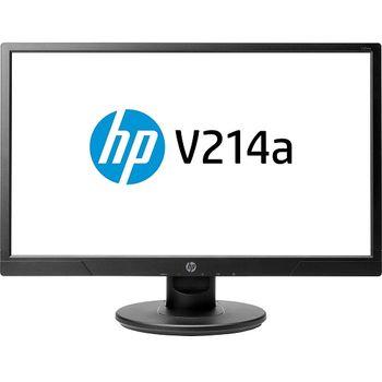 """HP V214a 20.7"""" FullHD TN 5ms, 5M:1, 200 cd/m, VGA, HDMI, VESA, 2*1W Speakers, Tilt: -5 to +11°, Black"""