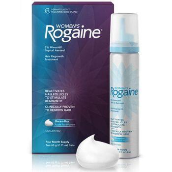 Пена Rogaine Foam Women - 2 месяца