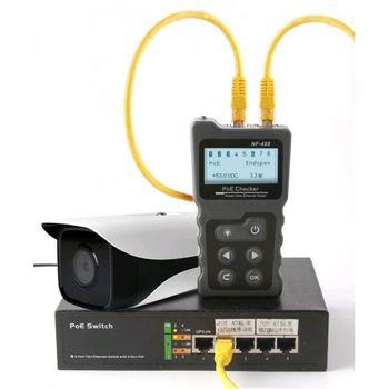 купить Noyafa NF488 кабельный тестер, PoE тестер в Кишинёве