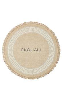 Ковёр ручной работы E-H BROOKLYN BRK 11 NATURAL WHITE