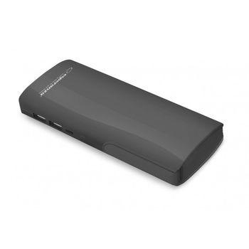 купить Внешний аккумулятор Esperanza RAY 11000mAh, Black в Кишинёве