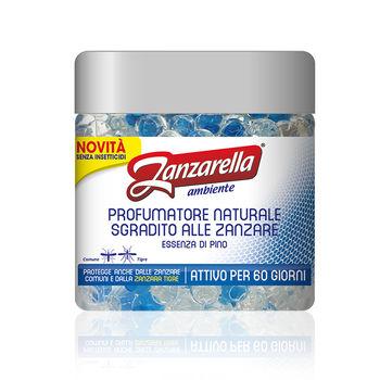 cumpără Zanzarella Bile parfumate contra tintarilor, esenta de brad, 170g, 60zile în Chișinău
