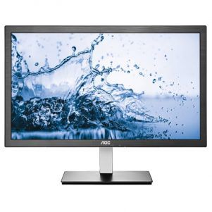 "23.6"" AOC IPS LED I2476vwm Black (5ms, 50M:1, 250cd, 1920x1080, HDMI, VESA)"