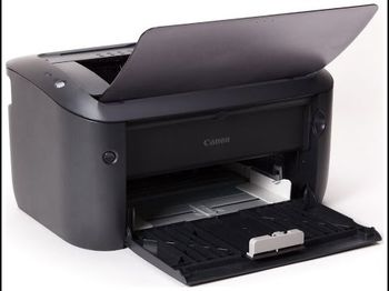 купить Printer Canon i-Sensys LBP6030w Black в Кишинёве