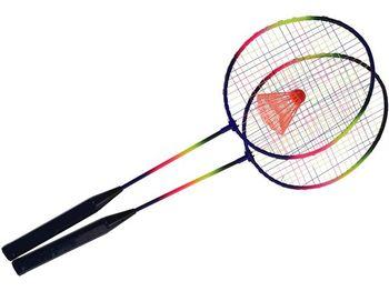 Set palete badminton si fluturas, in plasa