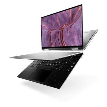 """NB Dell 13.4"""" XPS 13 2-in-1 9310 Silver (Core i7-1165G7 32Gb 1Tb Win 10)"""