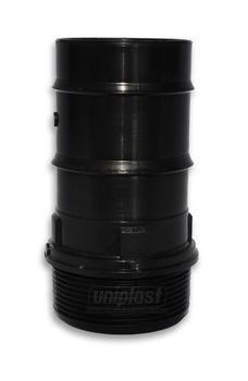 """купить Коннектор для шланга 2""""П х 63мм (черный) M Art 15010-8-G в Кишинёве"""