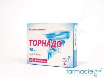 купить Tornado comp.10 mg  N2x2 (Eurofarmaco) в Кишинёве