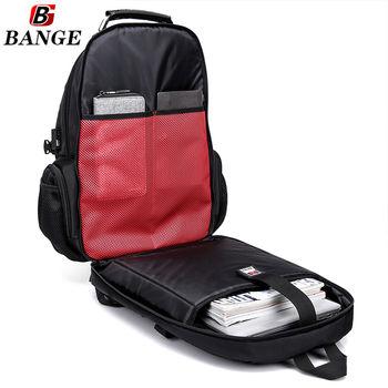 """купить Рюкзак Bange BG1905 для ноутбука дo 15.6"""", водонепроницаемый, черный в Кишинёве"""