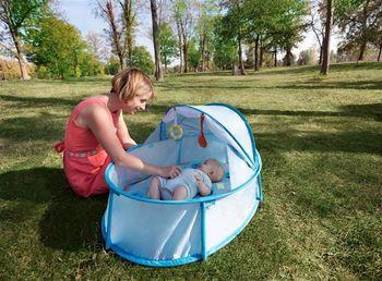 купить Манеж Anti-UV Babymoov Babyni Parasols в Кишинёве