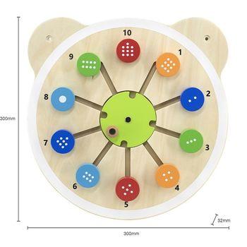 купить Viga Wall Toy Matching Numbers в Кишинёве