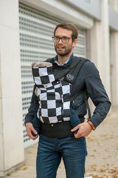 купить Эрго рюкзак NapBag by Bagy Chess в Кишинёве