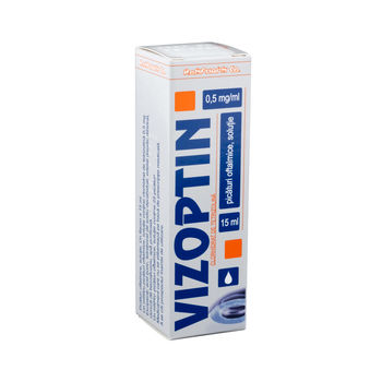 cumpără Vizoptin 0.05% 15ml pic oft. în Chișinău