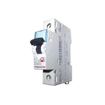 Legrand Автоматический выключатель TH3 C20A 1P 6000