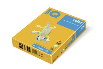 Бумага ксероксная А4 80g/m2 500л IQ-Color SY40
