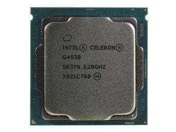 купить CPU Intel Celeron G4930 3.2GHz (2C/2T, 2MB, S1151,14nm, Integrated Intel UHD Graphics 610, 54W) Tray в Кишинёве