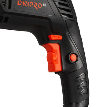 Дрель ударная Dnipro-M HD-90