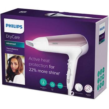 купить Фен для волос Dry Care Advanced Philips BHD186/00 в Кишинёве
