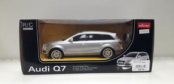 Mașina cu t/c RASTAR 1:24 AUDI Q7, Cod 27300
