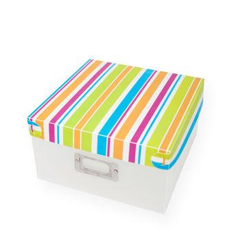 купить Paterra Бокс малый для хранения вещей, складной  21 x 21 x 11,5 cm в Кишинёве