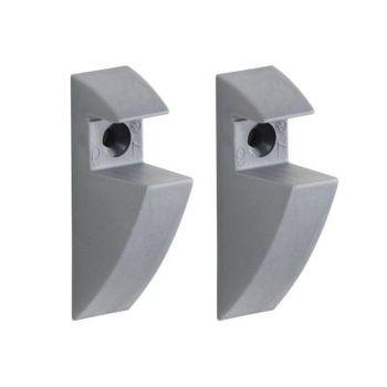 купить CLIP Набор Maxi 25 мм, серебряный в Кишинёве