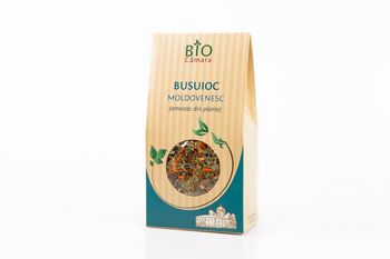 Травяной чай Busuioc Moldovenesc, 50 г.