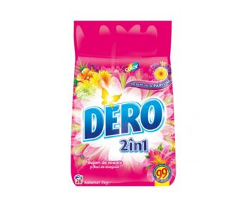 купить Стиральный порошок Dero Color, 2 кг. в Кишинёве