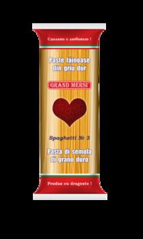 Спагетти Durum Grand Mersi 500g