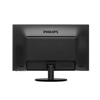 """cumpără 21.5"""" Philips """"223V5LHSB2"""", Black în Chișinău"""