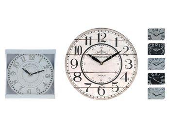 """Часы настенные круглые """"Country"""" D28cm, MDF"""