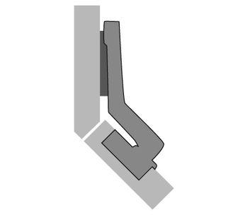 Balama P2O + 45° încadrată Intermat