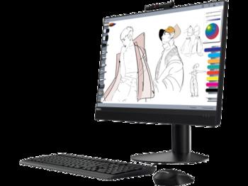 "купить All-in-One Lenovo ThinkCentre M920z Black  (23.8"" Intel Core i7-9700 ,8GB, 512GB, W10Pro) в Кишинёве"