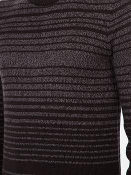 Трикотаж Tom Tailor Черный в полоску tom tailor 1015184