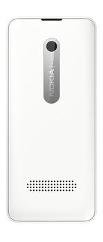 Nokia 301 2 SIM (DUAL) White