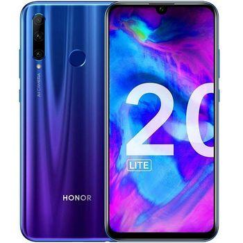 купить Huawei Honor 20 lite 4/128 Duos,Blue в Кишинёве