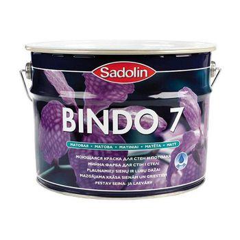 Sadolin Краска Bindo 7 BW 10л