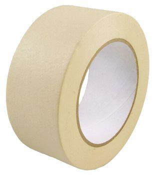 Скотч бумажный 48мм*15м*130мк CAMAT