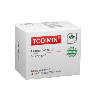 cumpără Todimin B15 Acid Pangamic caps. N60 în Chișinău