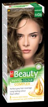 Краска для волос,SOLVEX MM Beauty, 125 мл., M06 - Лесной орех