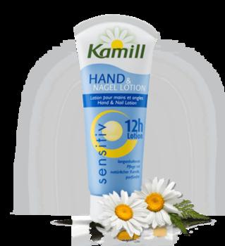 Kamill Sensitive Lotion, Лосьон для рук и ногтей, 100 мл