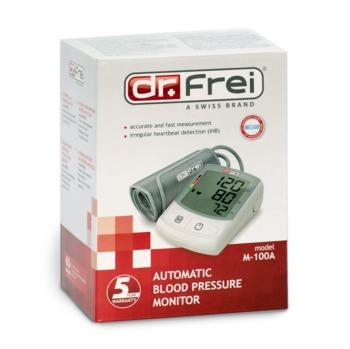 купить Тонометр автоматический на плечо Dr.Frei M-100A в Кишинёве