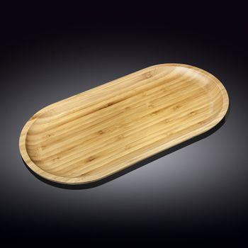 Блюдо WILMAX WL-771060/A (35.5x17.5 см/ бамбук)
