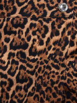 Шорты ZARA Леопард 5899/180/051
