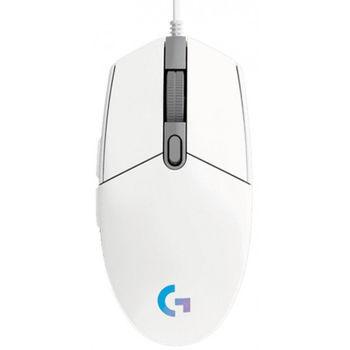 купить Мышь Logitech G102 White в Кишинёве