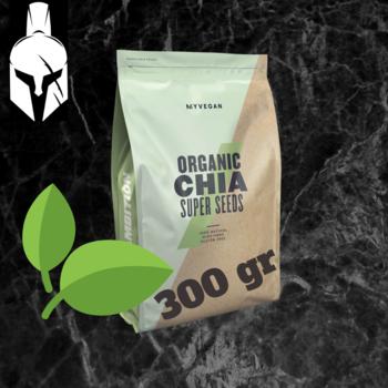 Органические семена чиа ( Organic Chia ) - 300 Gr