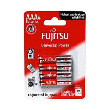 Fujitsu baterii Alkaline  AAA  FSB4