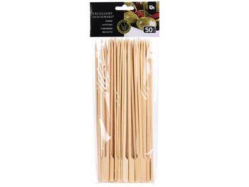 Палочки для гриля EH 50шт, 25cm, бамбук