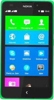 Nokia XL Green 2 SIM (DUAL)